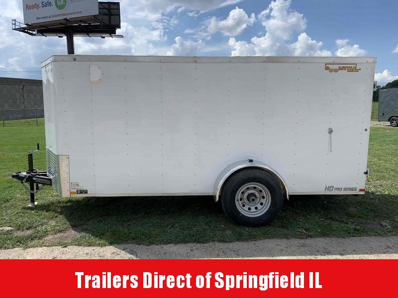 2021 Doolittle Trailer Mfg Cargo Enclosed Cargo Trailer