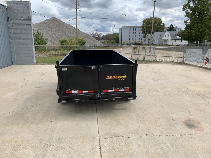 2020 Doolittle Trailer Mfg 82X14 Dump Trailer