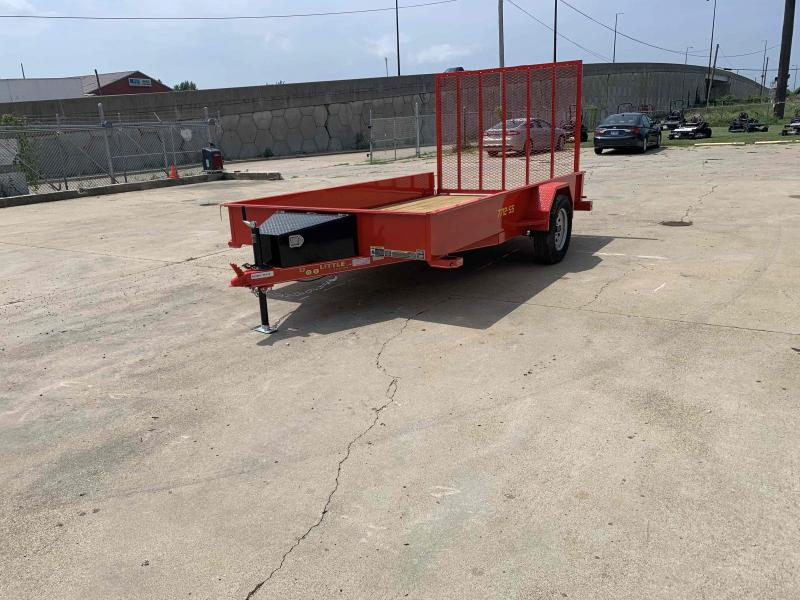 2022 Doolittle 2022 77x12 SS Series Bright RED