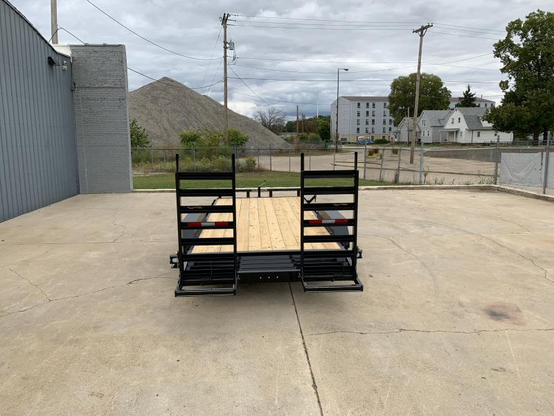 2021 84X18 Xtreme Equip Trailer Dare to Compare!