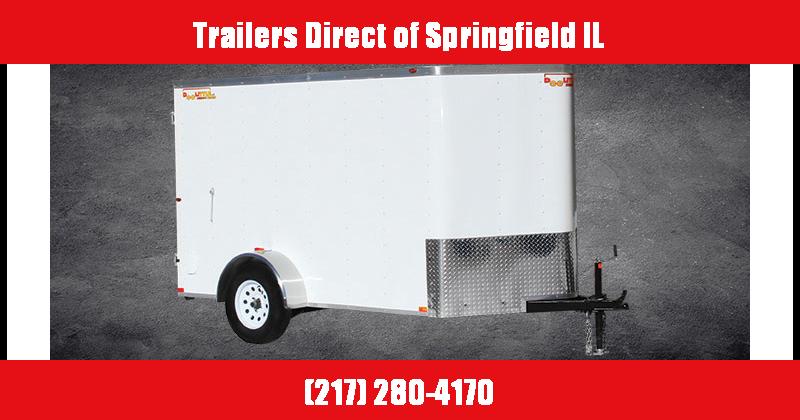2018 Doolittle Trailer Mfg Cargo Enclosed Cargo Trailer