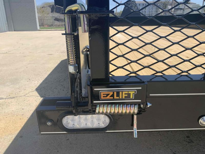 2021 Doolittle 84X16 Steel Side Dare To Compare!