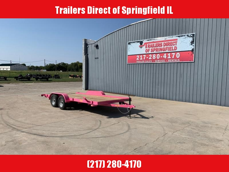 2019 Doolittle Trailer Mfg 84X16 RS Series Utility Trailer