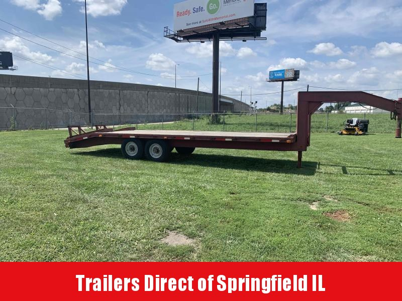 1995 Other Gooseneck Equipment Trailer