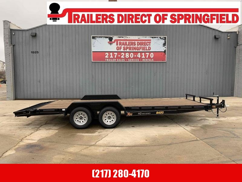 2021 84X20 Xtreme Equip Trailer Dare to Compare!