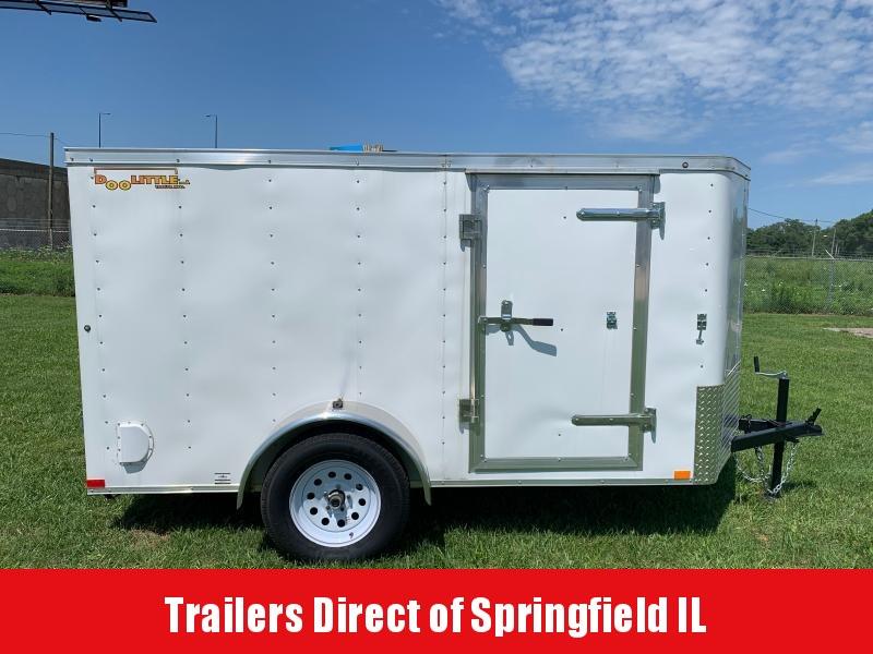 2019 Doolittle Trailer Mfg Bullitt 5x10 S/A