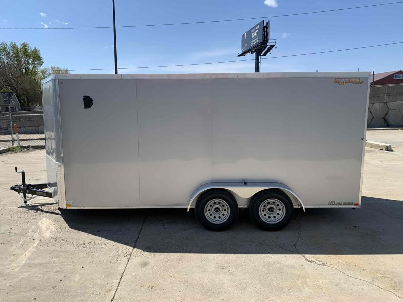 2021 Doolittle 7X16 Cargo Trailer Dare to Compare!