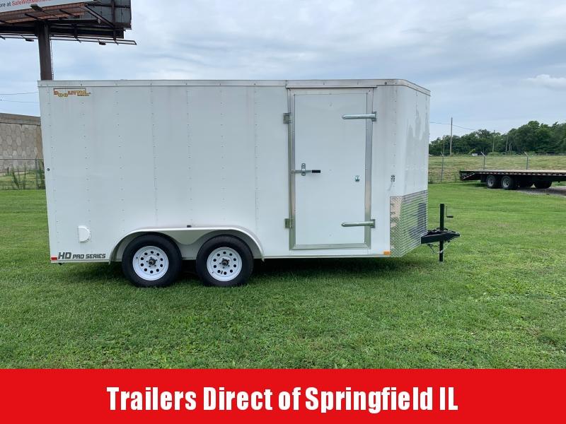 2020 Doolittle Trailer Mfg Bullitt  7x14  T/A