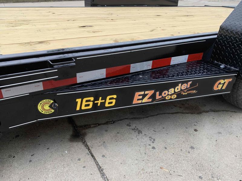 2022 Doolittle 82X22 EZ Loader GT Dare to Compare!