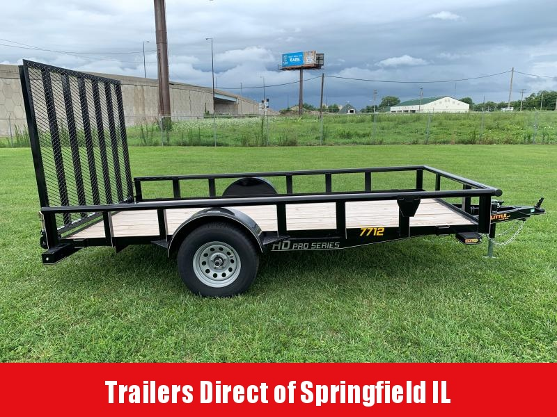 2020 Doolittle Trailer Mfg Utility  77x12  S/A