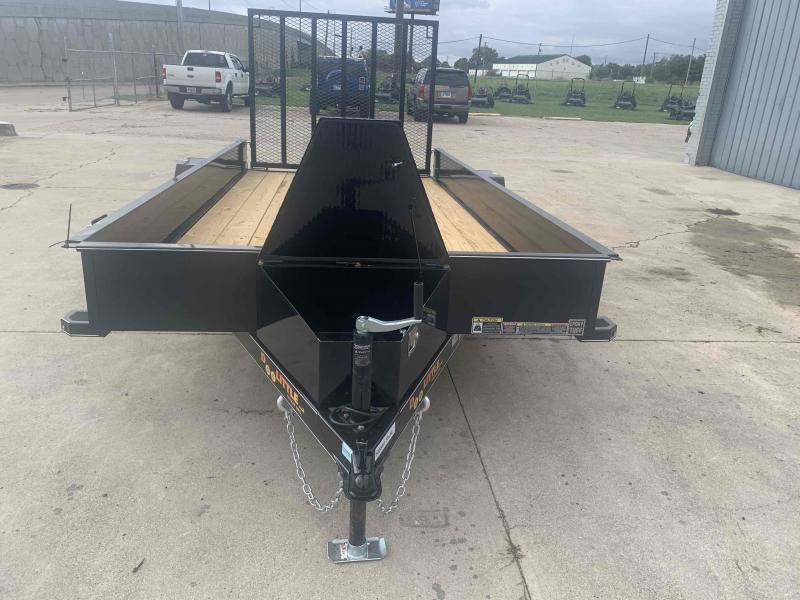 2022 Doolittle 77x14 Steel Side Dare to Compare!