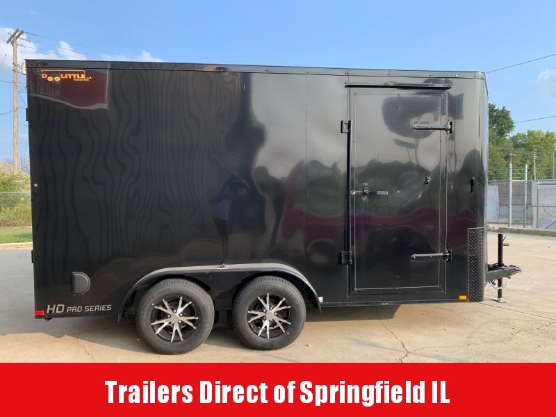 2021 Doolittle Trailer Mfg Cargo Enclosed  Trailer