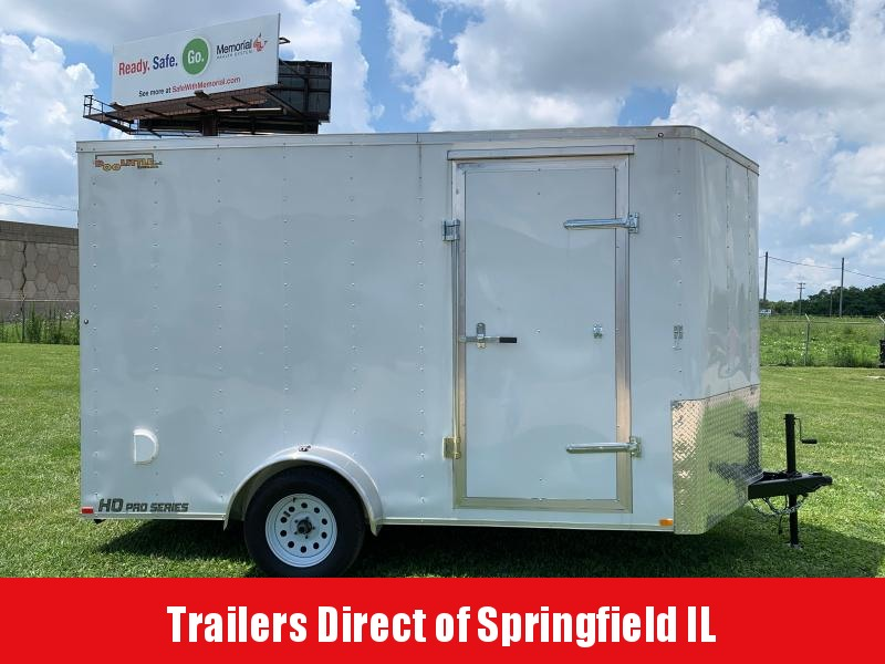 2020 Doolittle Trailer Mfg Bullitt 7x12 S/A