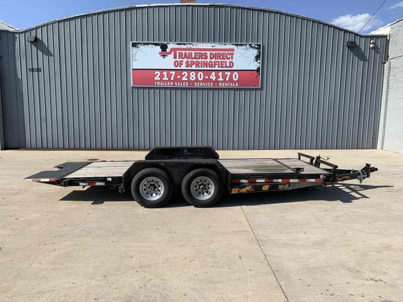 2018 Doolittle 82X18 EZ Loader GT Equipment Trailer