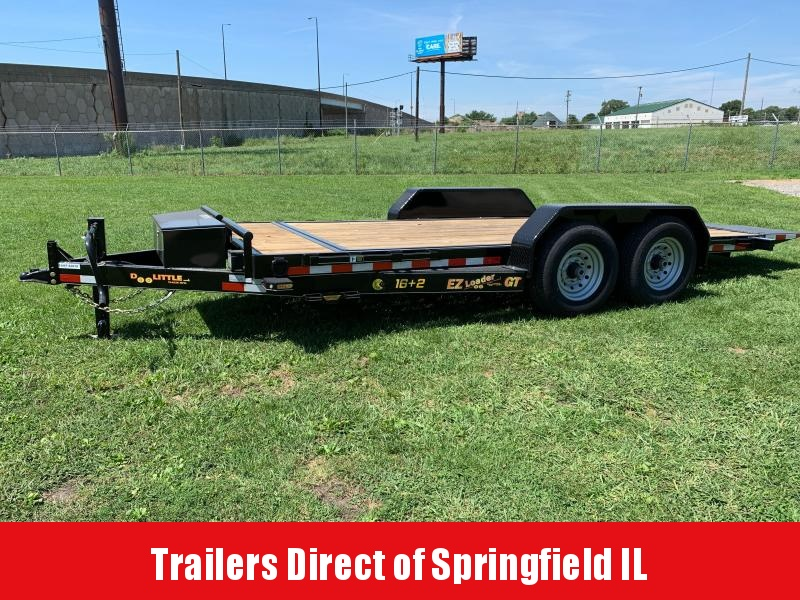 2021 Doolittle Trailer Mfg Utility Equipment Trailer