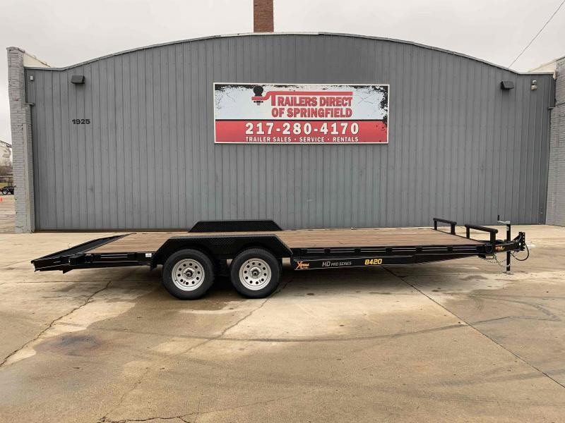 84x20 Xtreme Equipment Trailer DARE TO COMPARE!