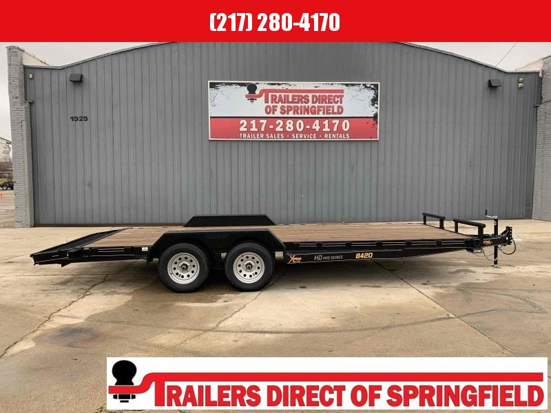 84x20 7000 lb GVWR Equipment Trailer DARE TO COMPARE?