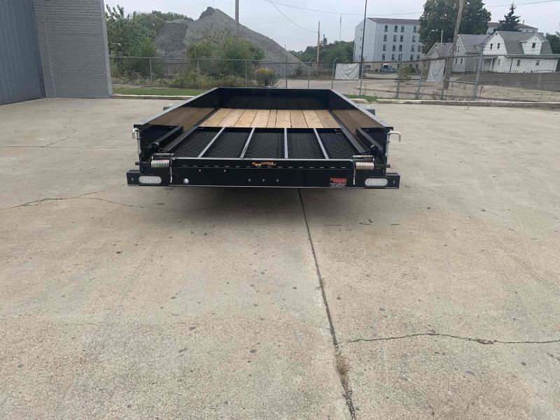 2022 Doolittle Trailer Mfg Steel Side Utility Trailer