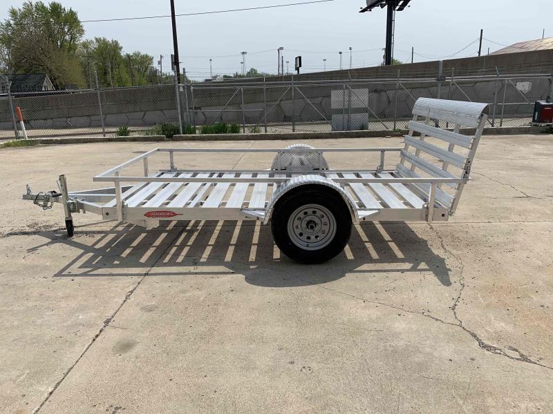 2021 Cherokee 72X12 Flat Low Rider Utility Trailer