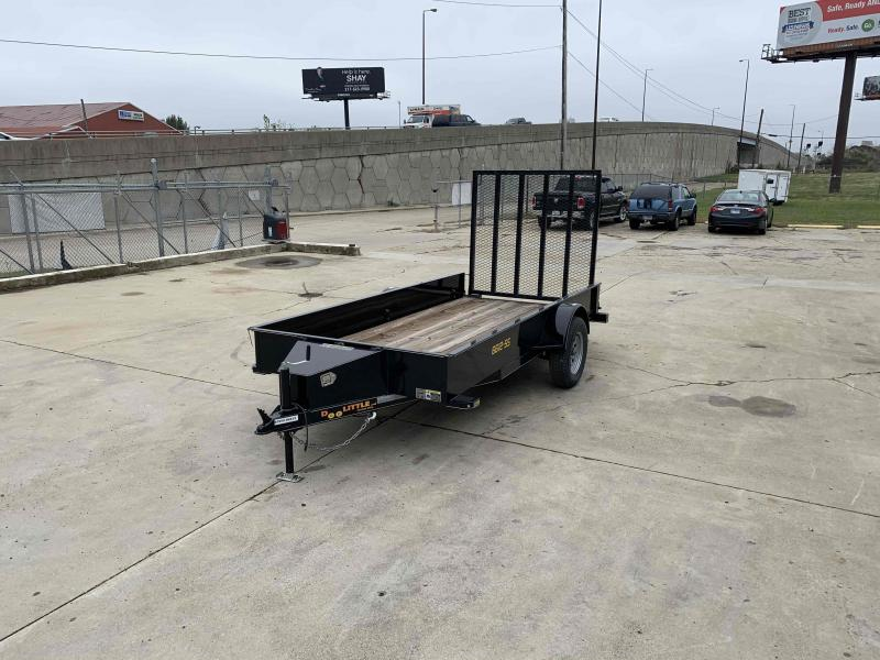 2021 Doolittle 66X12 Steel Side Utility Dare to Compare!