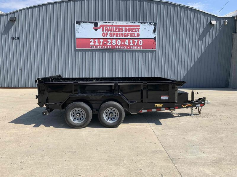 2020 Doolittle 72X12 Master Dump Dare to Compare!