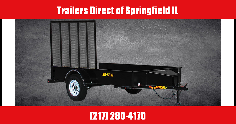 Doolittle Utility Trailers 66X10 66X12 77X14 Available for Rent