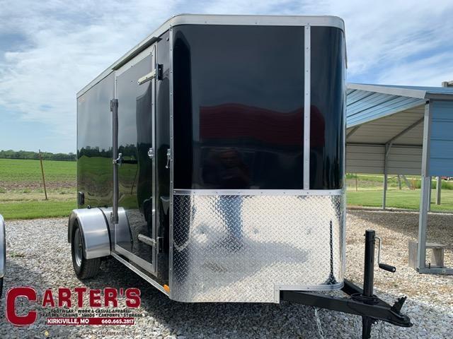 2021 Doolittle Trailer Mfg 6 X 10 CARGO Enclosed Cargo Trailer REAR RAMP DOOR