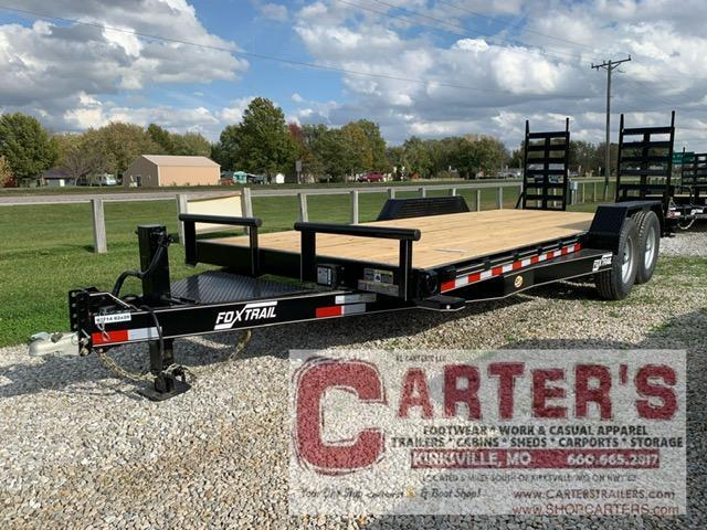 "2021 Doolittle 82"" x 18' + 2' Dove Xtreme Equipment Trailer 14K GVWR"
