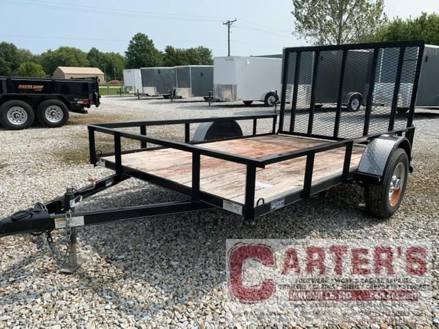 2013 Other 76 X 10 Utility Trailer