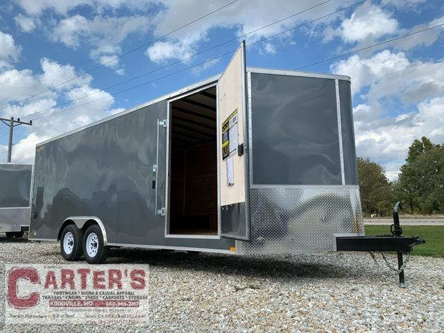 2021 Doolittle Trailer Mfg 8.5 X 20 Enclosed Cargo Trailer 7000 GVWR