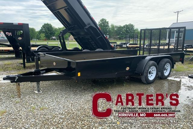 2021 HP Trailers 84 X 16 SS Utility Trailer