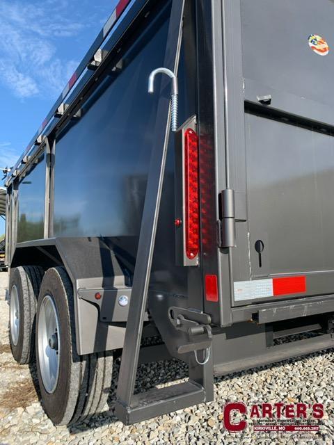 2022 HP Trailers 84 X 16 16K GVWR GOOSENECK Dump Trailer
