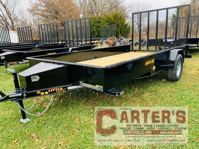 2021 Doolittle 84 x 14 SS SERIES UTILITY TRAILER