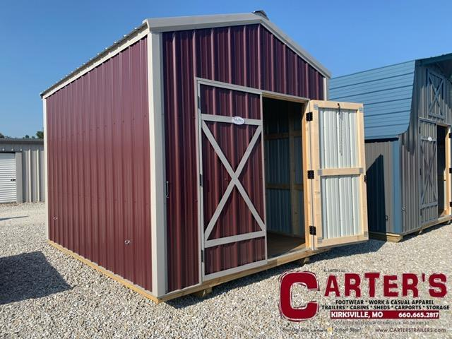 9' X 12' COTTAGE BY MIDWEST STORAGE BARNS