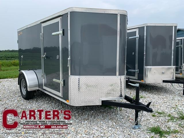 2022 Doolittle Trailer Mfg 5 X 10 Enclosed Cargo Trailer w/ REAR BARN DOORS