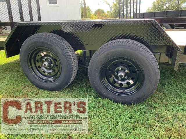 2021 Doolittle Trailer Mfg 77 X 16 RALLY SPORT Utility Trailer