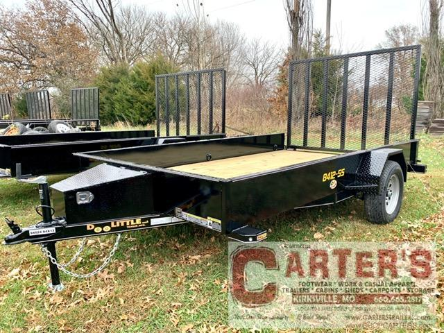 2021 Doolittle 84 x 12 SS SERIES UTILITY TRAILER