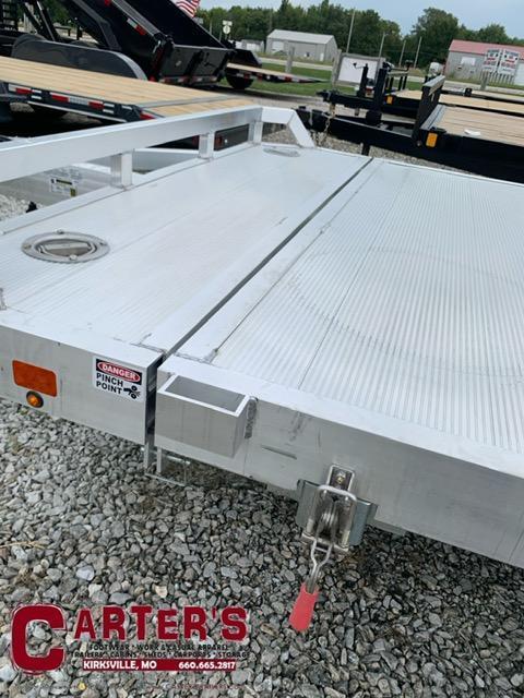 2022 Aluma 8220 T/A TILT Utility Trailer