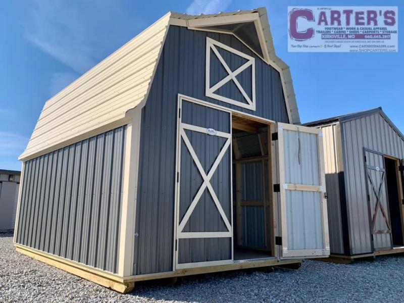 10 X 14 HI-BARN BY MIDWEST STORAGE BARNS