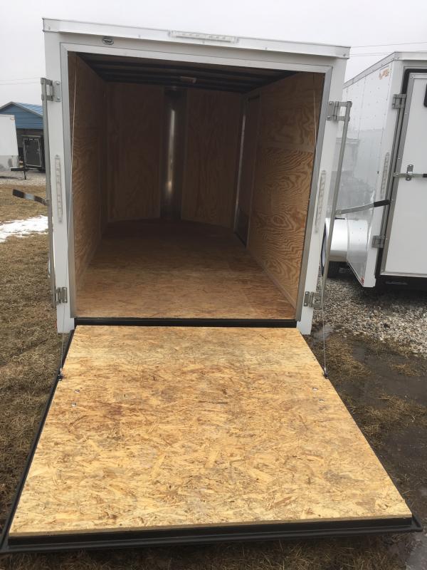 2019 DOOLITTLE 6 x 12 Enclosed Cargo Trailer