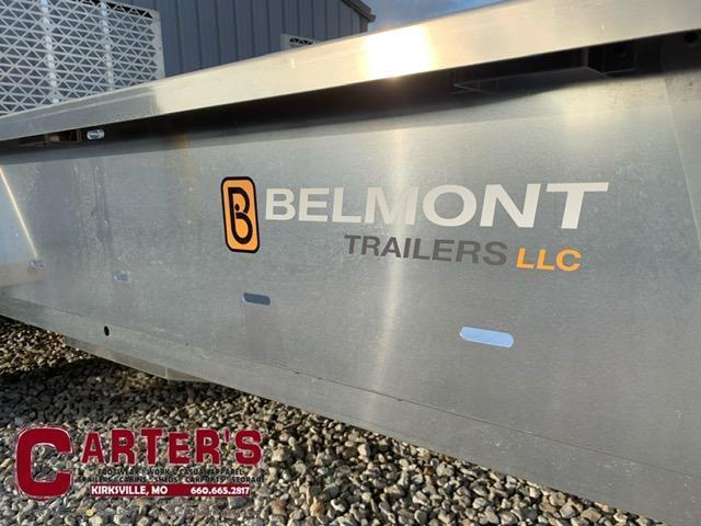 2022 Belmont AIR8112 ALUMINUM Utility Trailer