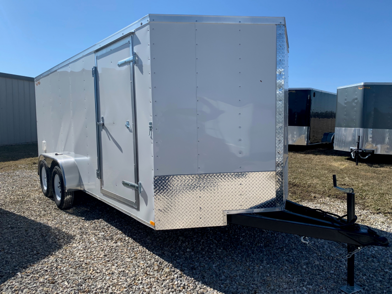 2020 Doolittle Trailer Mfg 7 X 16 RALLY SPORT Enclosed Cargo Trailer