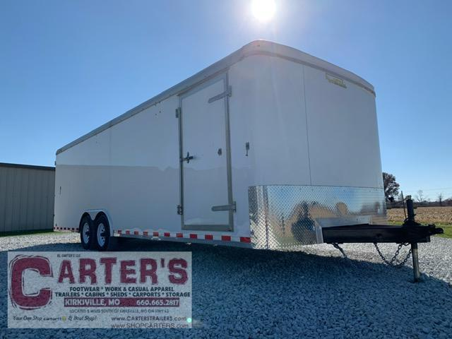 2015 Doolittle Trailer Mfg 8.5 X 24 Enclosed Cargo Trailer