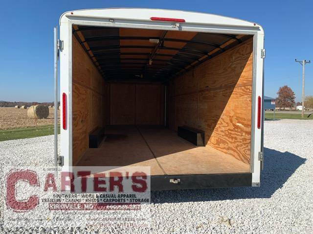 2015 Doolittle Trailer Mfg 8.5 X 24 Enclosed Cargo Trailer