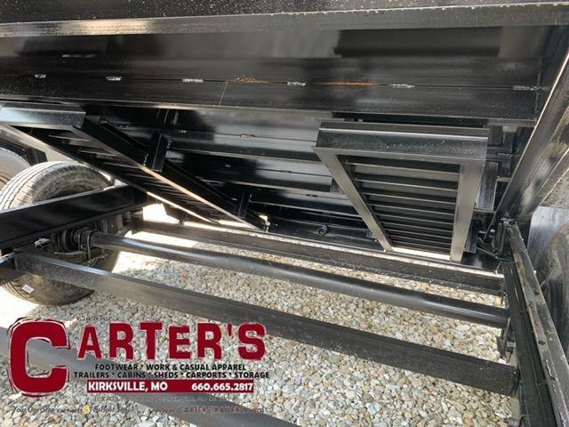 2021 HP Trailers 84 X 14 Dump Trailer