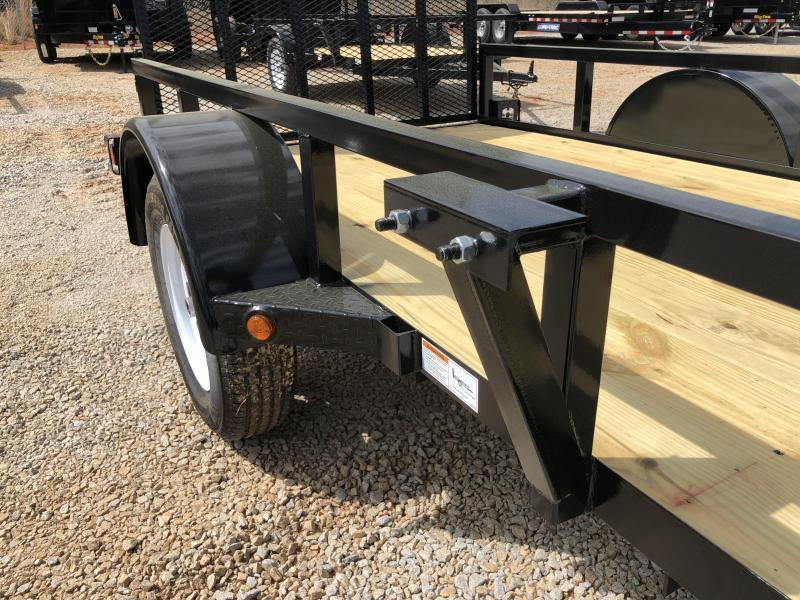 2020 Superior 5 x 10 Elite Utility Trailer