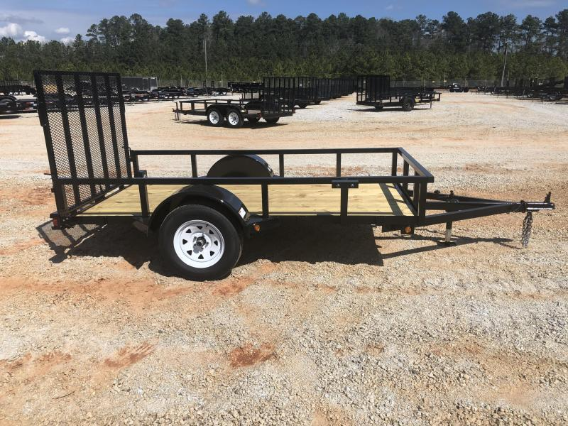 2021 Superior 5x10 Elite Utility Trailer with Spring Assisted Gate