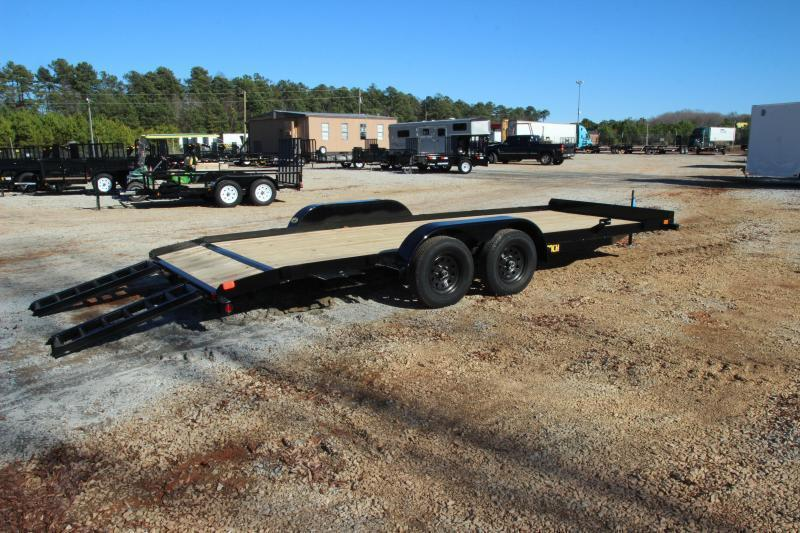 2021 Big Tex 70CH-20   83 X 20 Tandem Axle 7k Car Hauler