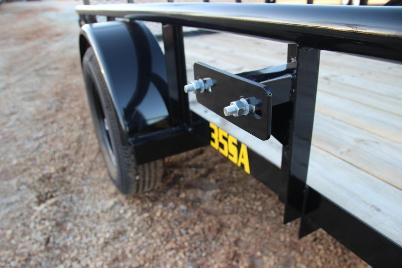 2021 Big Tex 35SA 6 X 10 Single Axle Utility Trailer