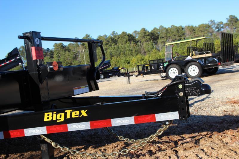 2022 Big Tex 14ET-20KR Super Duty Tandem Axle Equipment Trailer